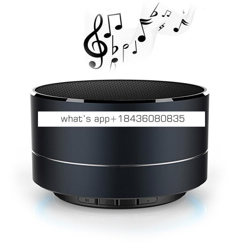 Wireless 4.0 PULSE LED Light portable car Stereo bluetooth Speaker for all phone music box