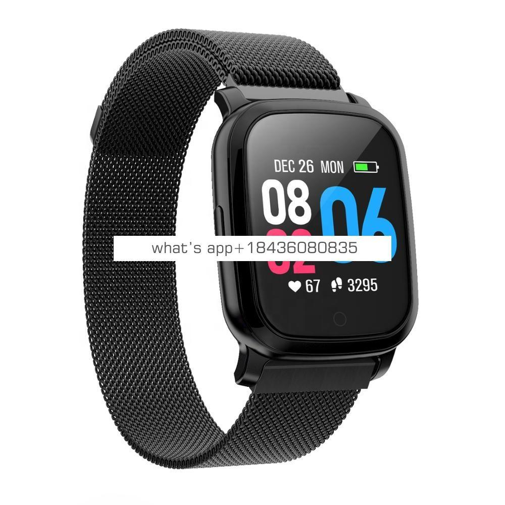 ce rohs reloj  mens sport custom logo smart watch android  ios running smart quartz watch 2019