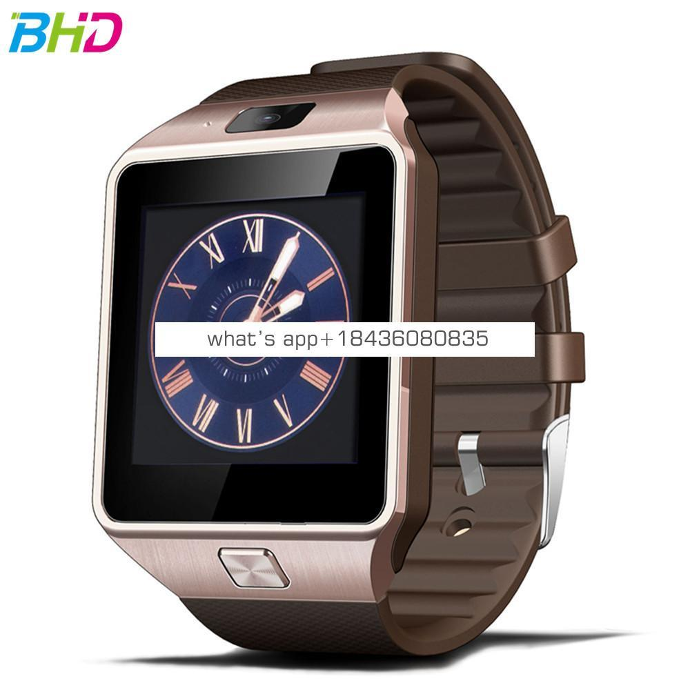 mens fashion Smart Watch DZ09 with Touch Screen camera Bluetooth smartwatch for Android and IOS smart watch