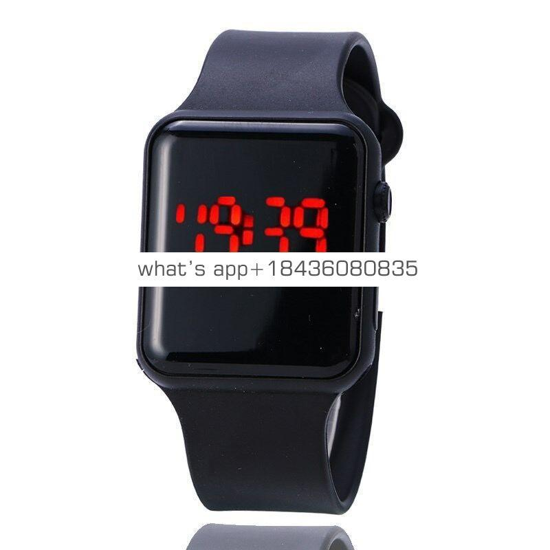 square case smart watch bracelet cheap smart watch 2019 pedometer step counter smart watch
