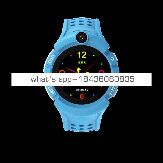 waterproof  IP67  kids GPS Tracker Children SOS Kids Smart Watch high quality