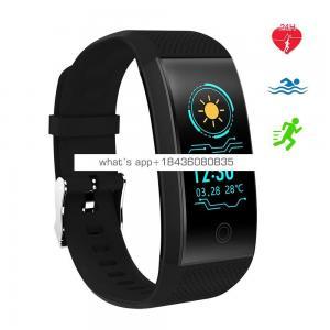 0.96inch QW18 Sport Wrist Bracelet Fitness Tracker Smart Watch for Men Women