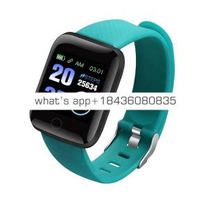 116 Plus Smartwatch 1.3 Inch Tft Color Screen Waterproof Sports Smart Watch