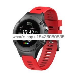 12 Days Life time sport smart watch with GPS tracking smartwatch with heart rate sensor