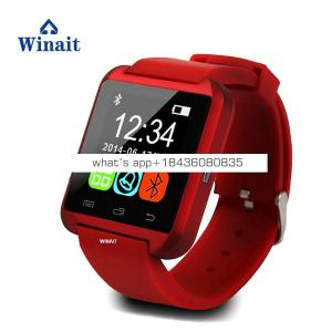 2014 Hot Selling BT Android Smart Watch U8 Smart Watch