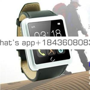 2015 Hot Trending Products Uwatch U10l Smart Watch BT Watch for iPhone for iOS for Android Smart Phone