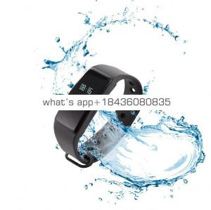2017 Heart rate sports BT bracelet waterproof swimming smart wristband