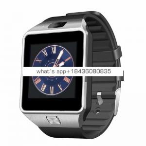 2018 Amazon hot selling waterproof  smart watchDZ09 Android smart watch With Sim Card for outdoor sport