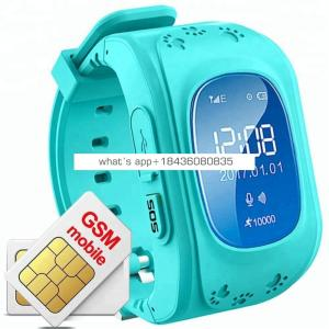 2018 Android IOS Bluetooth Anti Lost SOS Kids Tracker Children