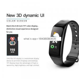 2018 Best Selling Sport Bracelet Smart Watch