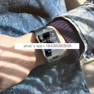 2018 DZ09Smartwatch Smart Watch Digital Men Watch For iPhone forSamsung for Android Mobile Phone SIM TF Card Camera