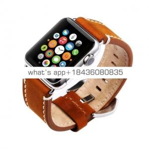 2018 new cowboy genuine leather band for Apple Watch Series 4