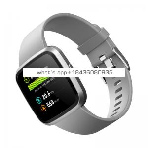 2019  new design smart bracelet IP67 waterproof sport watch fitness tracker smart bracelet monitoring  heart rate and SPO2