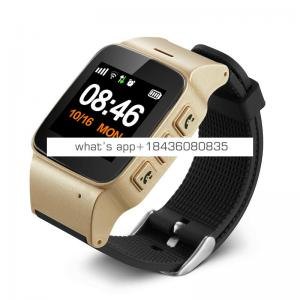 2019 GPS Tracker SOS calls wifi smart watch for Children Elderly