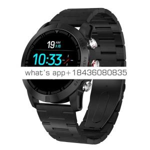 2019 New IP68 Waterproof S10 Smartwatch Multi Sports Mode Heart Rate Blood Pressure Stainless Steel Smart Watch