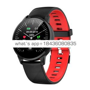 2019 S16 Smart Watch Fitness Tracker Heart Rate Blood Pressure Monitor Pedometer Smartwatch