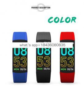 2019 Waterproof IP67sport  Fitness custom Watch  Smart Bracelet smartwatch