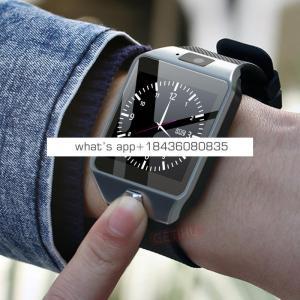 2019 bluetooth WristWatch DZ09 Smart watches Support Multi languages smartwatch