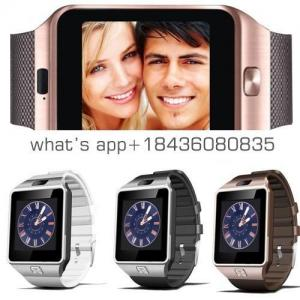 2019 christmas gifts Smartwatch DZ09 Bluetooth Smart Watch With Camera Pedometer