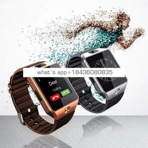 2019 dropshipping ce rohs anti lost dz09 mobile smartwatch getihu bluetooth smart watch for iphone bracelet