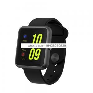 2019 new smart watch 1.3 inch IPS screen outdoor sport wristband IP67 waterproof with alarm calling