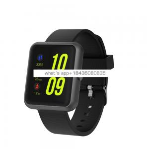 2019 new smart watch cheap lifestyle outdoor sport wristband IP67 waterproof long-stay smartwatch