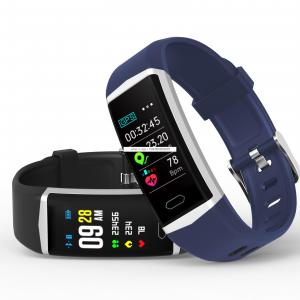 2019 newest smart bracelet with multi sports modes USB charging blood pressure software custom smartwatch
