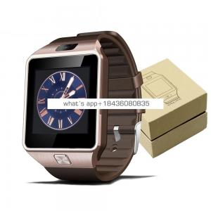 2019 smartwatch dz09 custom watches for iphone for android smart watch