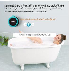 2019 waterproof IPX5 Bluetooth speaker mini wireless outside sport speaker for mobile phone