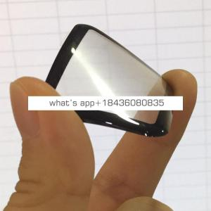 3D Full Glue Soft Replacement Screen Protector for Apple Watch Series 1 2 3 4