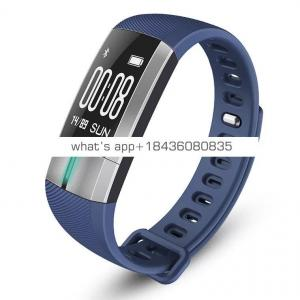 Ad CE RoHS smart bracelet fitness activity tracker waterproof smart watches digital Factory price