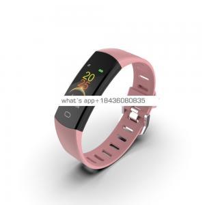Android phone user manual customize sport bracelet wrist health OEM phone bluetooth oled smart watch slim