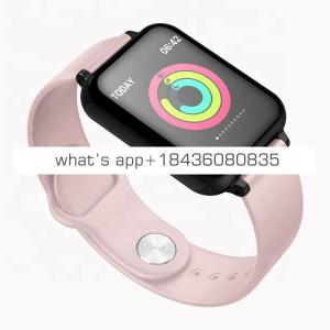 B57 Smart Watch IP67 Waterproof Smartwatch Heart Rate Monitor Multiple Sport Model Fitness Tracker Man Women Smart Bracelet