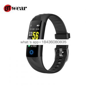 BTwear S5 2018 new IP68 water proof intelligent bracelet shenzhen heart rate monitoring for Android and IOS wristband