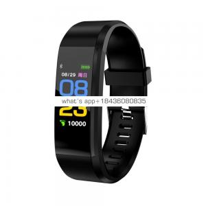 BTwear Y1 Heart Rate Monitor IP67 Smart Bracelet Smart Band Wristwatch for iOS Android Cell Phone 115Plus