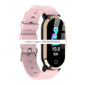 Blood Pressure Monitoring Fitness Tracker T1 Smart Sports Bracelet Smart Watch