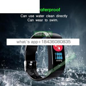 CE ROHS FCC Approved Waterproof Monitoring Function Smart Bracelet