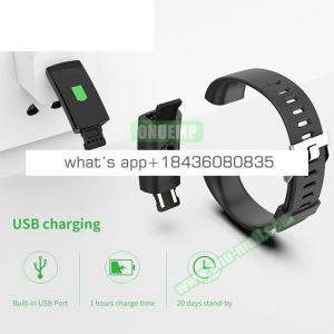 CE ROHS FCC Approved Y1 Fitness Tracker IP67 Waterproof Heart Rate Monitor Smart Watch Bracelet