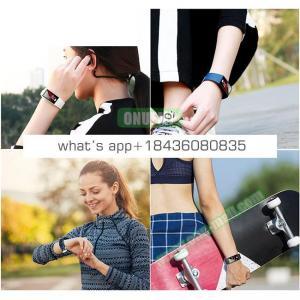 CE ROHS FCC ID Approved Waterproof DT58 Smart Sport Watch Bracelet