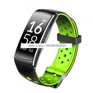 CE ROHS Heart Rate Waterproof Q8 Smart Watch Bracelet