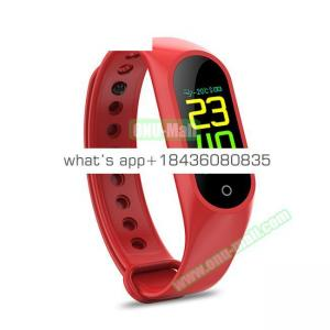 CE ROHS M3 Heart Rate Monitor Sport Fitness Watch Smart Bracelet