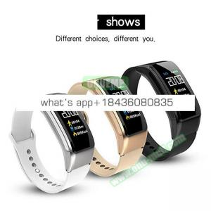 CE RoHS Approved B31 Smart Bracelet Call Headset 2 in 1 Activity Tracking Smart Watch