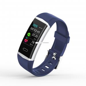 CE approved   Smart Bracelet Heart Rate Fitness Tracker Health Bluetooth With Pedometer Blood Pressure Monitor