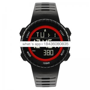 Cheap sport real time display smart digital watch automatic running step records display
