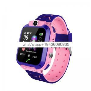 "Children Smart Watch GPS tracker Watch GPS tracker Watch IP67 Waterproof Swimming SOS Call Camera 1.44"""