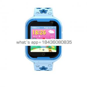 Children Touch Screen Gps Tracker Bdc Wifi Ibs SOS Mobile Phone Child Smart Watch