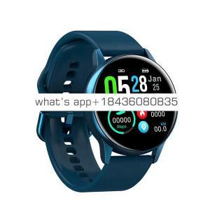 DT88 Women's Fashion Sport Health Smart Watch Heart Rate Blood Pressure Blood Oxygen Monitor Full Screen Smartwatch