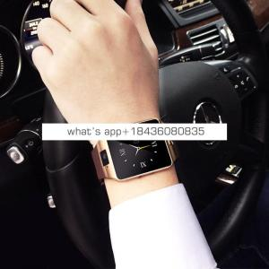 DZ09 Bluetooth Smart watch 2018 men smartwatch android with SIM TF camera for smartphone