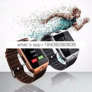 DZ09 smart watch 2018 Hot sell with BT SIM card slot for mobile phone for android