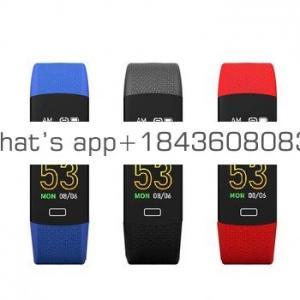 Factory Direct Sale Fitness Tracker Sport  touch screen  smart bracelet 2019 smart watch